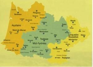 3 Régions militaires basques