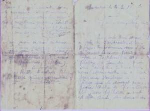 Lettre 1