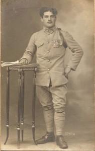 Soldat Basque
