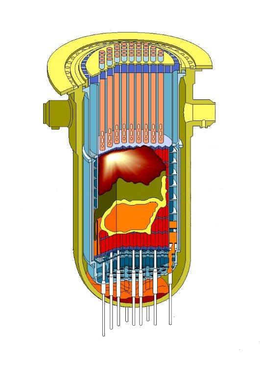 réacteur léger