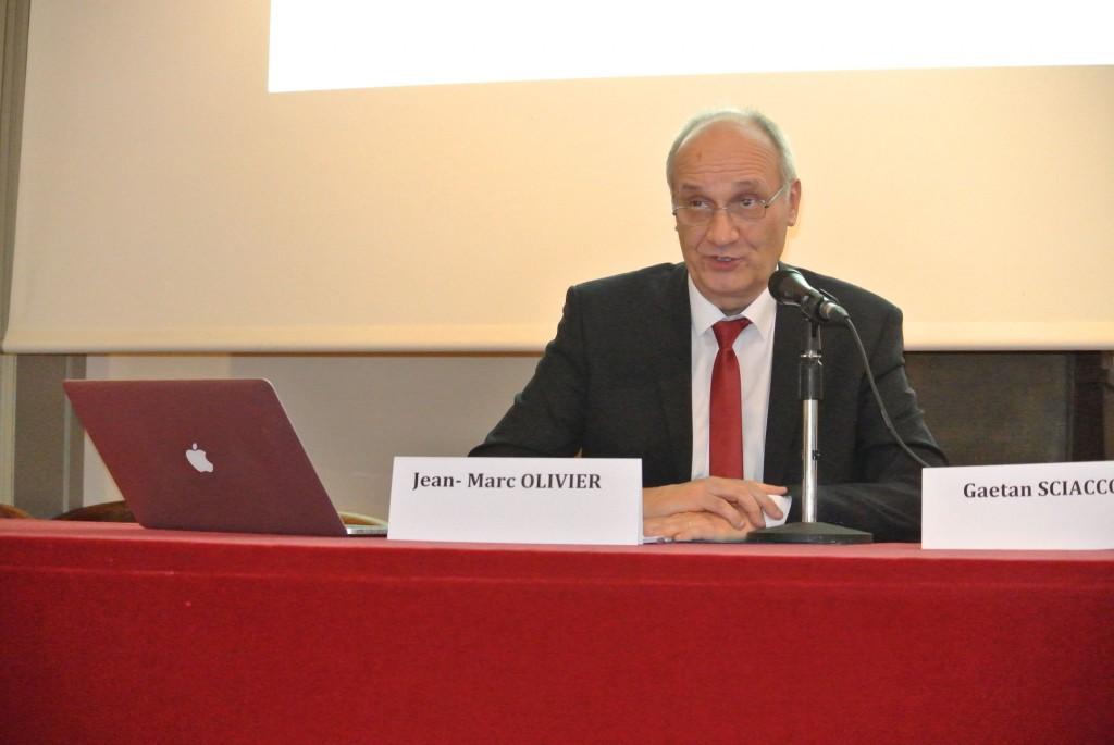 Jean Marc Olivier