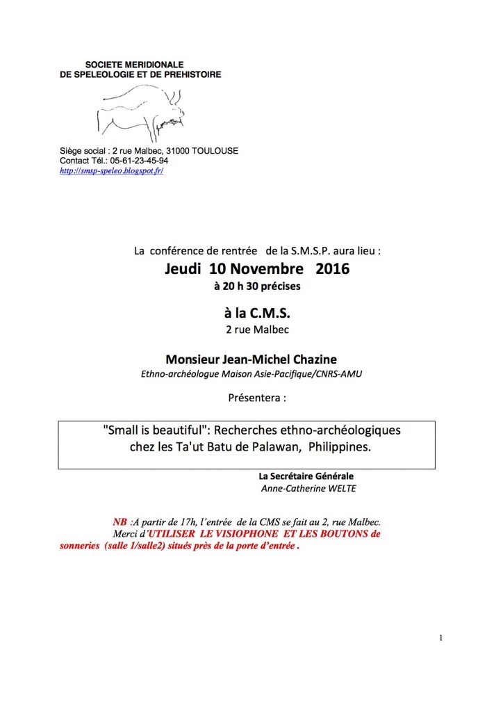 conf-j-m-chazine-smsp-10-nov-2016