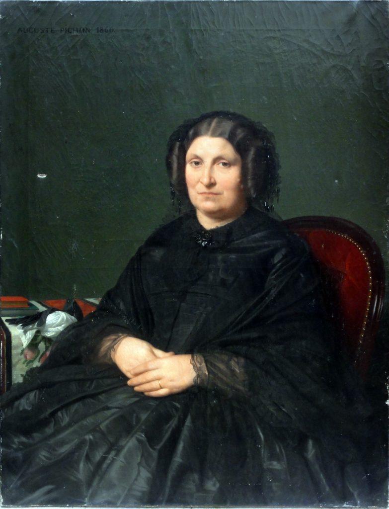 Adèle GÈZE (avant rénovation)