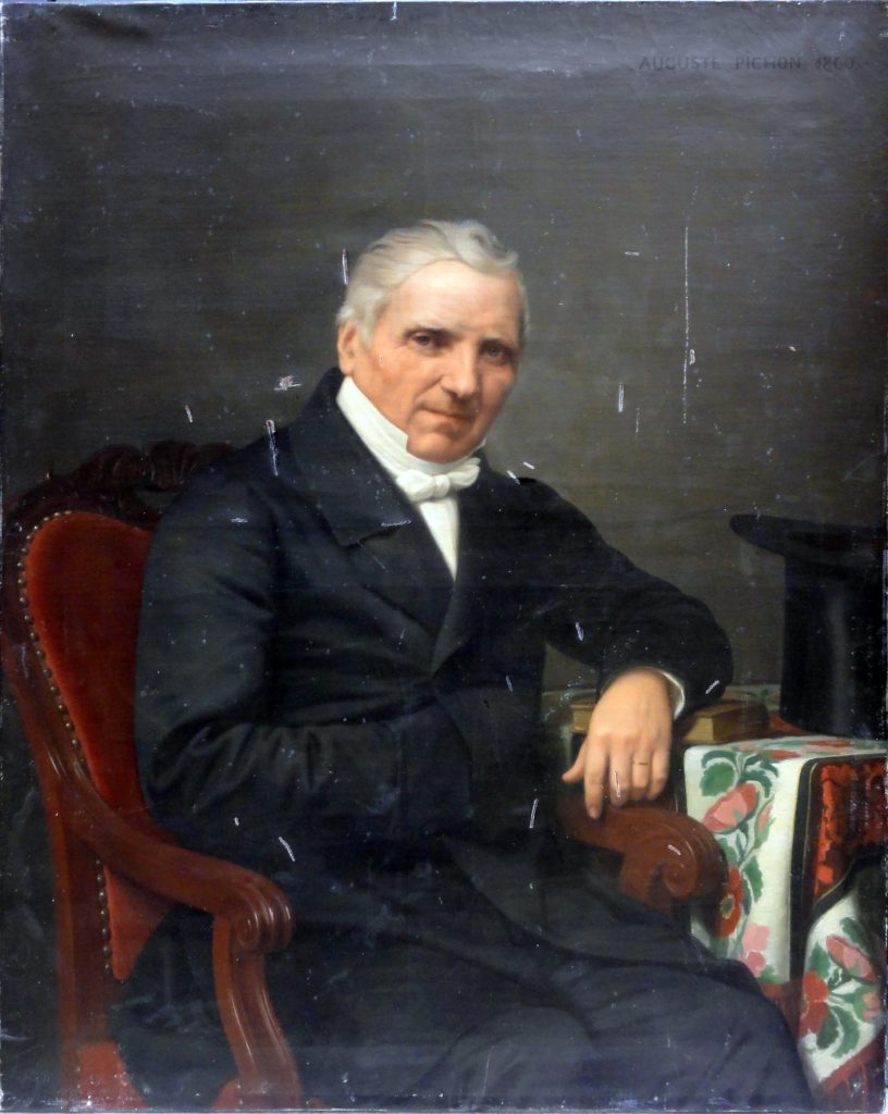 Jean-Baptiste GÈZE (avant rénovation)